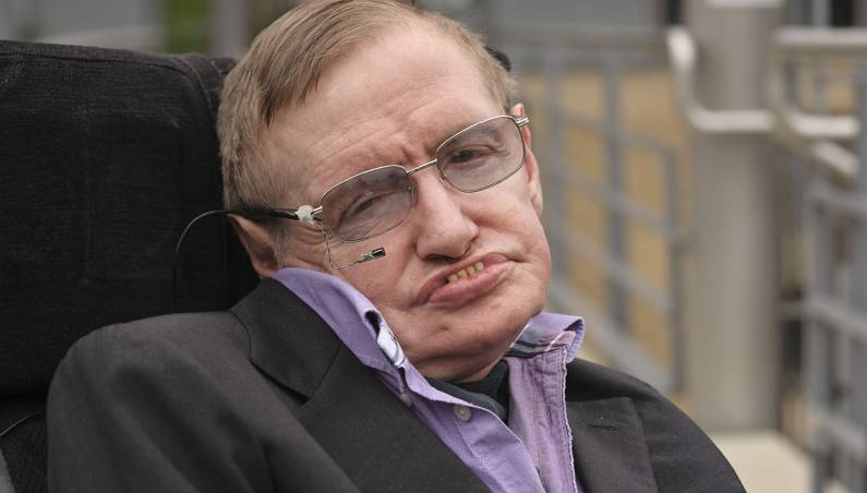 Stephen Hawking Death Cause