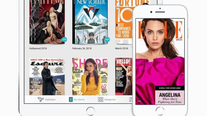 Apple acquires Texture