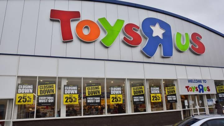 Toys R Us liquidation sale