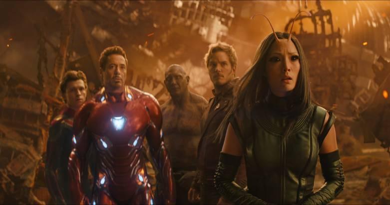 Avengers: Infinity War Box Office