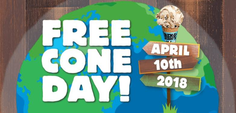 Ben and Jerry's: Free Cone Day