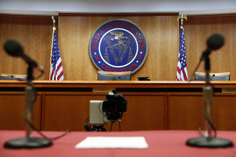 FCC net neutrality comments cyberattack: nope