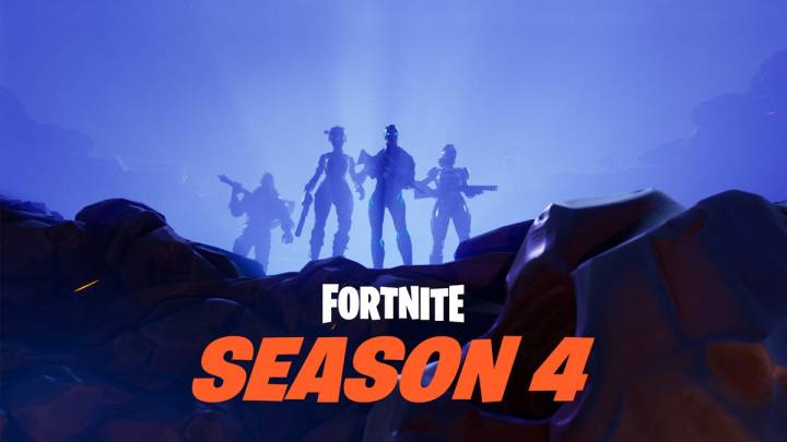Fortnite Season 4 release date