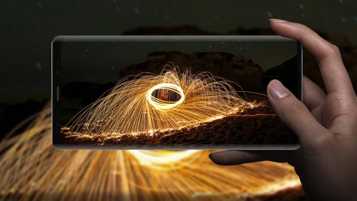 Samsung Galaxy X vs. Huawei
