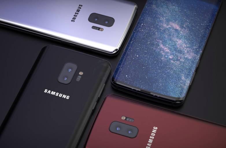Galaxy S10 leak