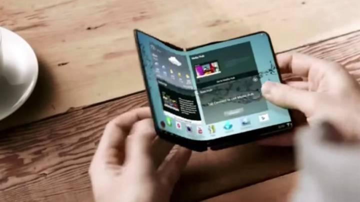 Galaxy X Foldable
