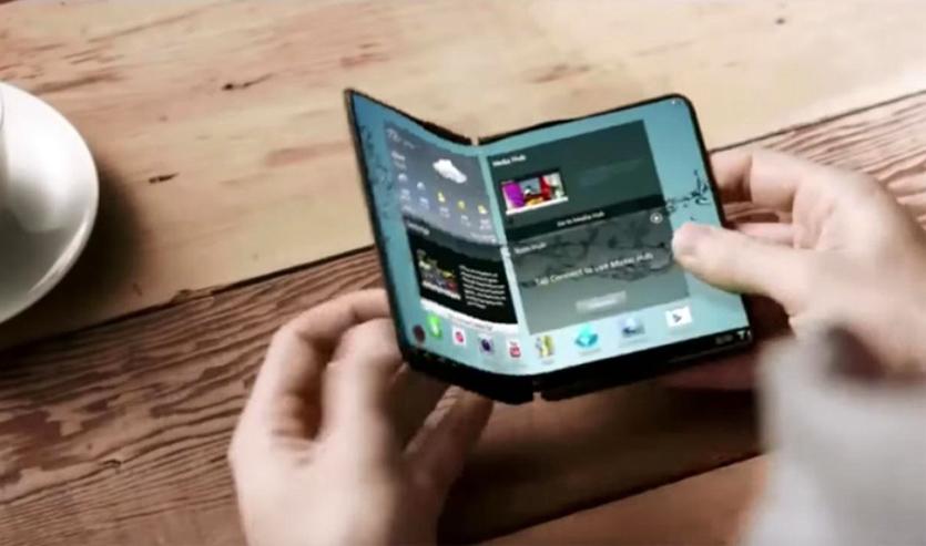 Huawei vs. Galaxy Foldable Smartphone