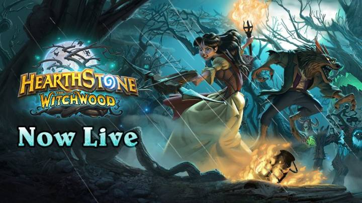 Hearthstone Witchwood expansion