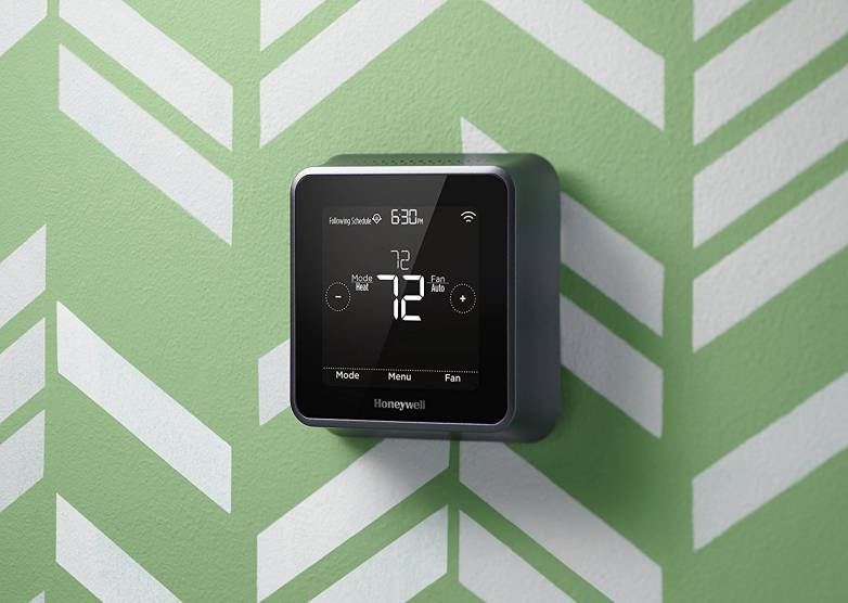 Smart Thermostat With Alexa