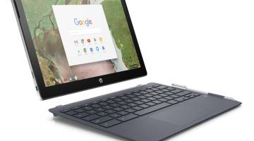 HP Chromebook X2 price specs release date
