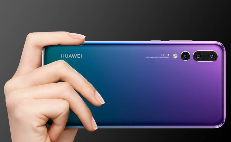 Huawei fights back