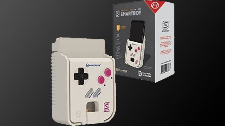 GameBoy Case For Phone