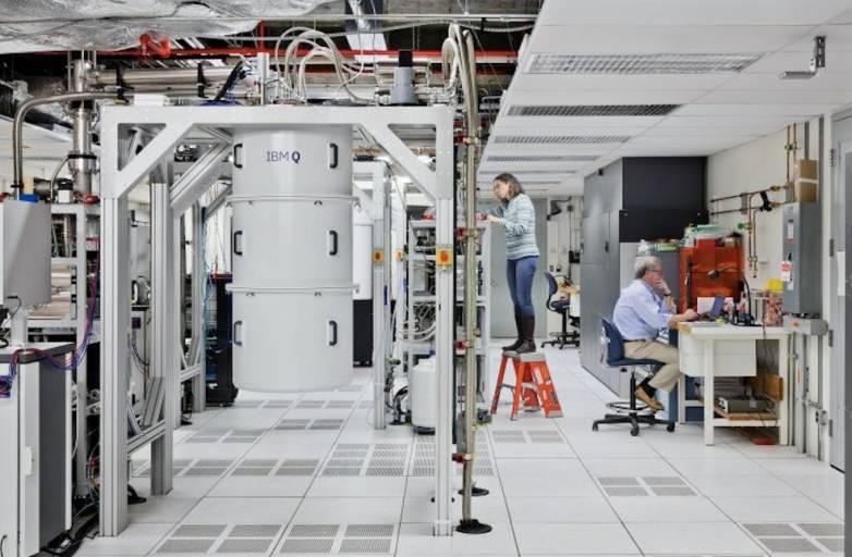 IBM Q Network Quantum Computing