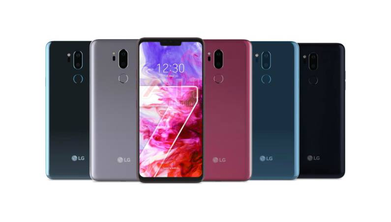 LG G7 ThinQ leaked: Specs, price, release date vs Galaxy S9
