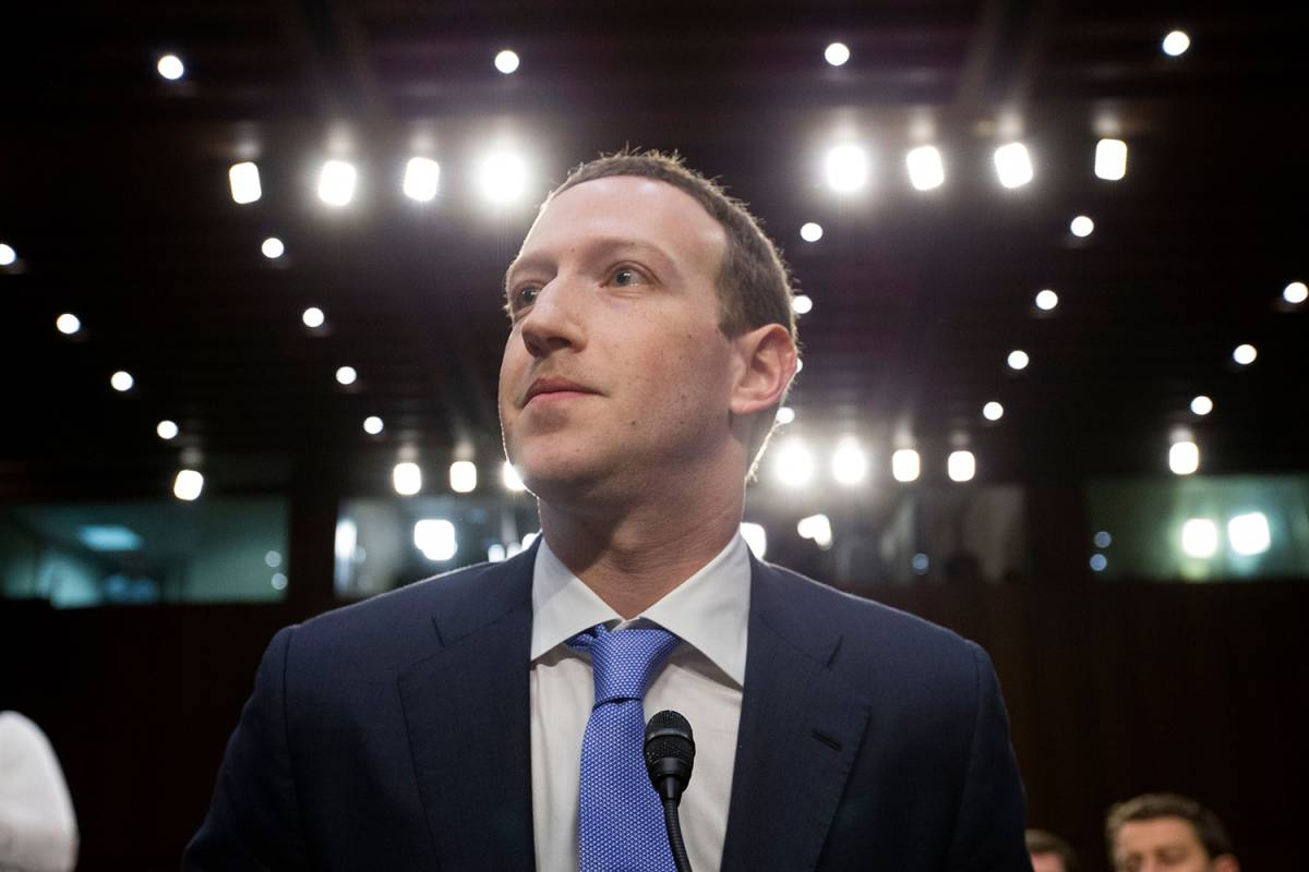 Mark Zuckerberg Senate Testimony