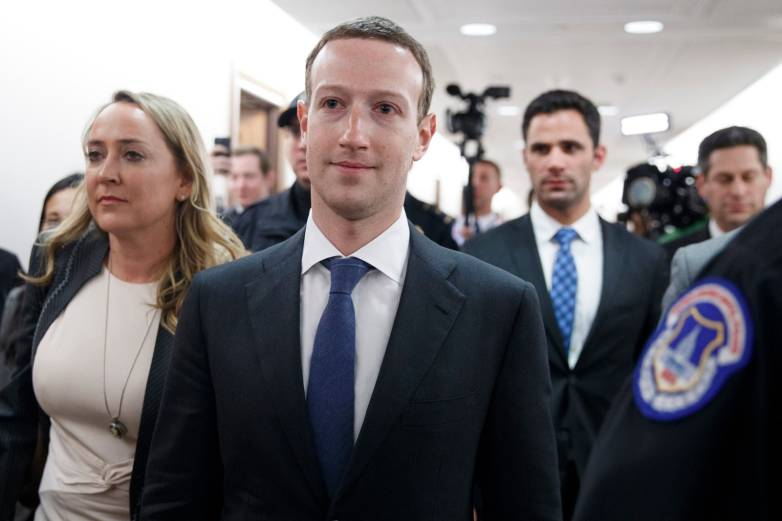 Mark Zuckerberg Senate hearing live stream