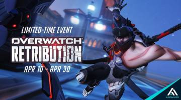 Overwatch Retribution patch download, size, patch notes