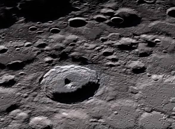 nasa moon collection