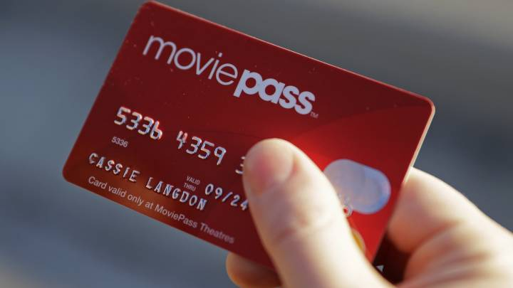 MoviePass limited time offer