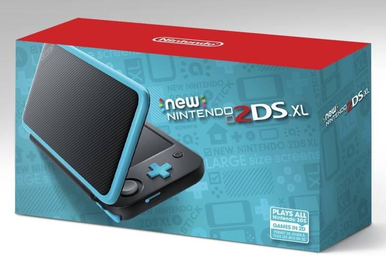 Nintendo New 2DS XL Price