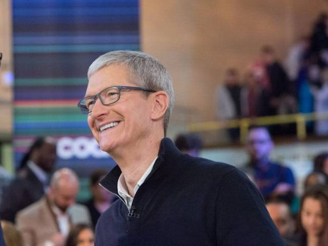 Tim Cook interview with MSNBC transcript
