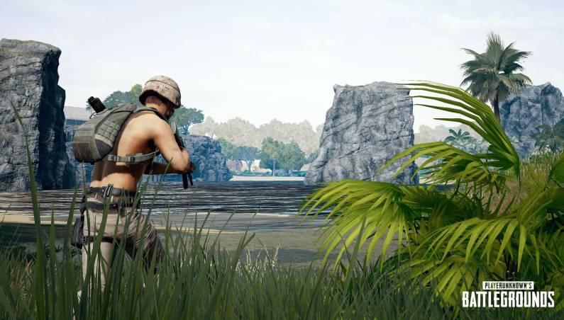 PUBG Savage island map