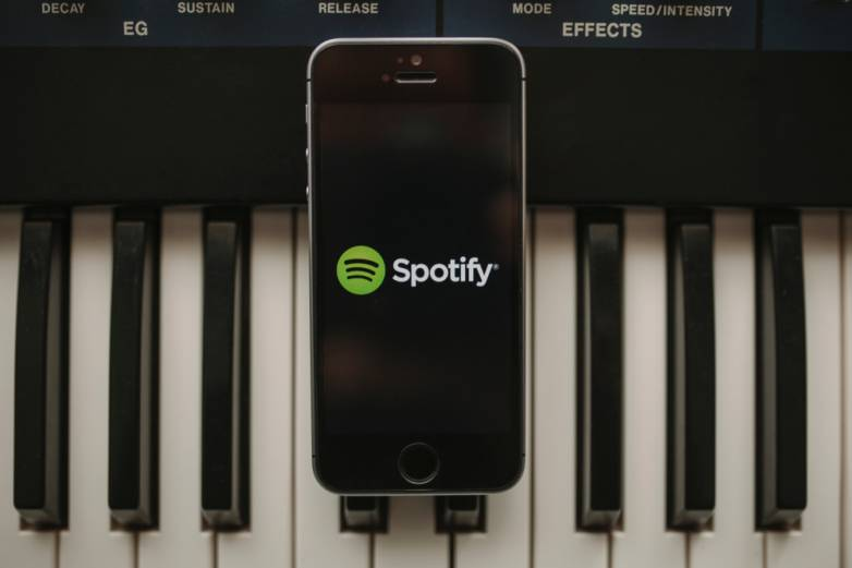 Spotify's free app redesign