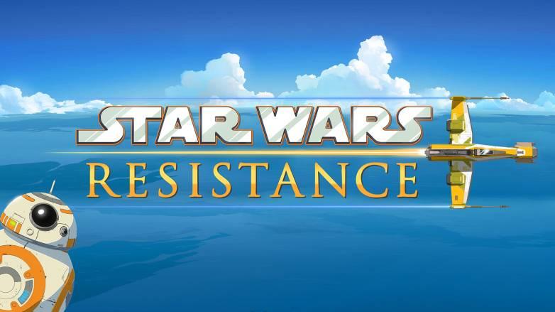Star Wars Resistance release date