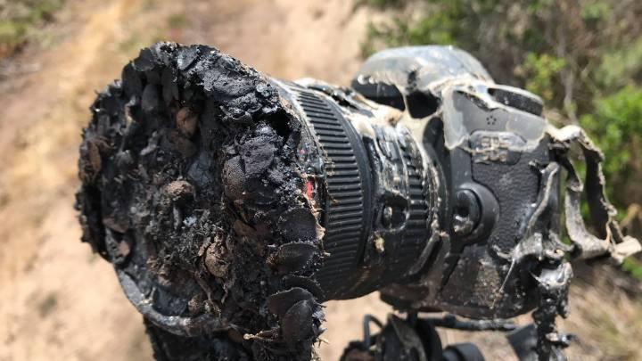 nasa camera