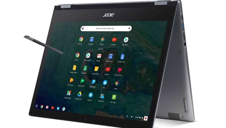 Acer Chromebook Spin 13 vs MacBook price specs release date