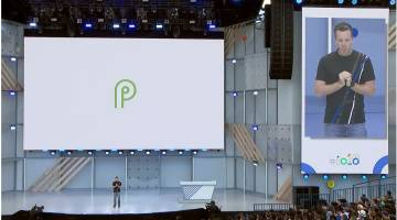 Android P Beta 3