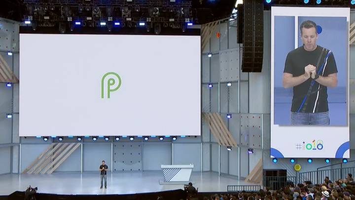 Android P Name