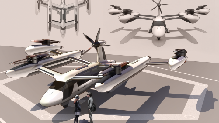 Uber Flying Taxi still not here, release date