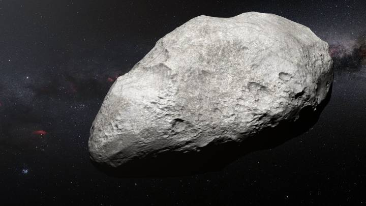 kuiper belt asteroid