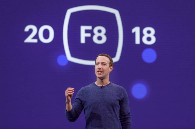 Facebook F8 2020 canceled