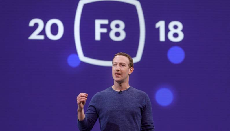 Facebook F8 2018 announcements
