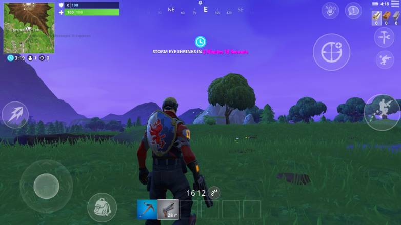 Fortnite Android release date