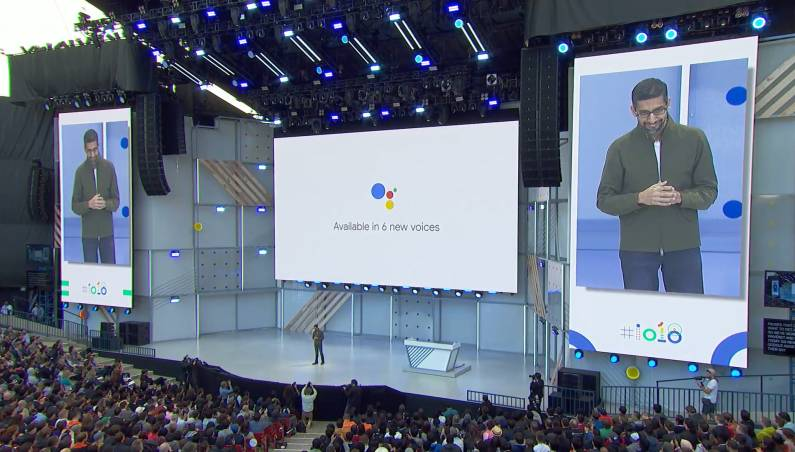 Google Assistant spying