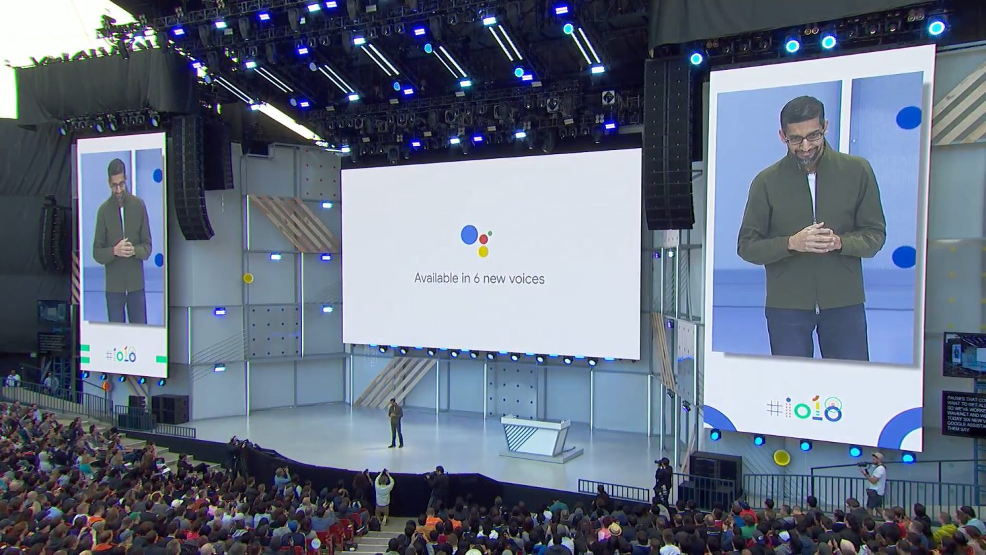 Google Assistant in Messages