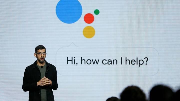Google Assistant new voices