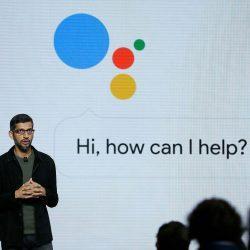 Google Duplex test
