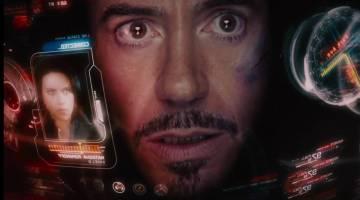 Iron Man HUD vs. iPhone
