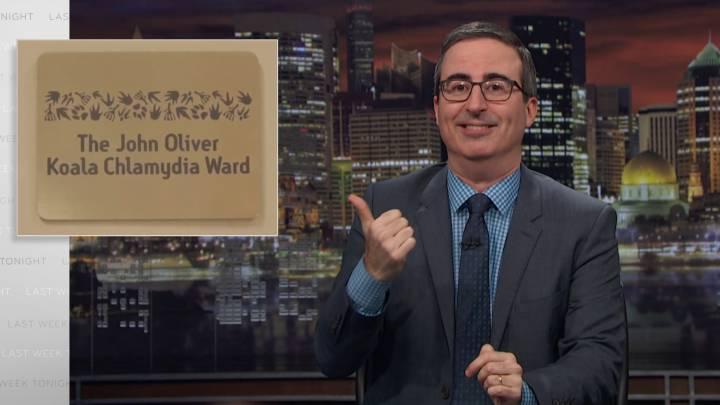 John Oliver: Last Week Tonight canceled