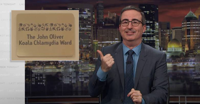 John Oliver: Last Week Tonight canceled