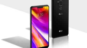 LG G7 ThinQ vs. iPhone X