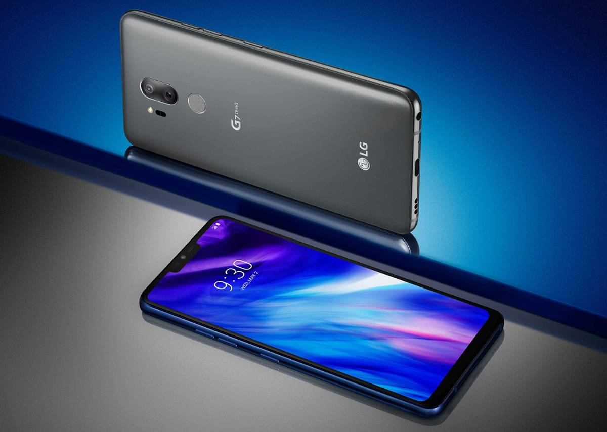 LG G7 ThinQ Release Date