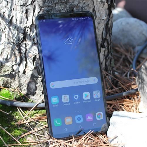 LG sells iPhones