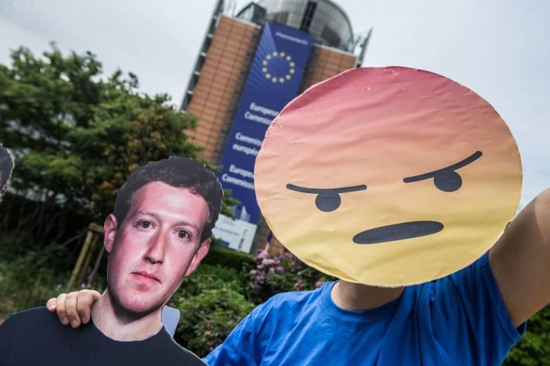 Mark Zuckerberg live stream