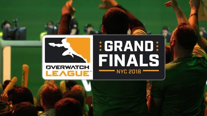 Overwatch League Grand Final