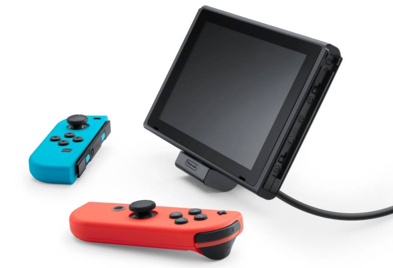 Nintendo Switch Kickstand